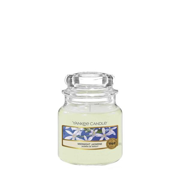 Midnight Jasmine Small Classic Jar