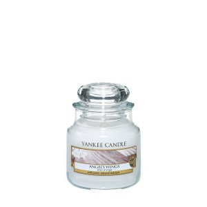 Angel Wings Small Classic Jar