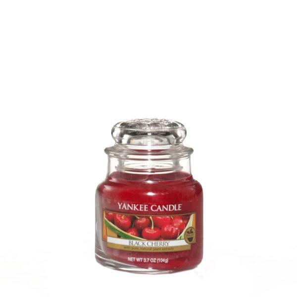 Black Cherry Small Classic Jar