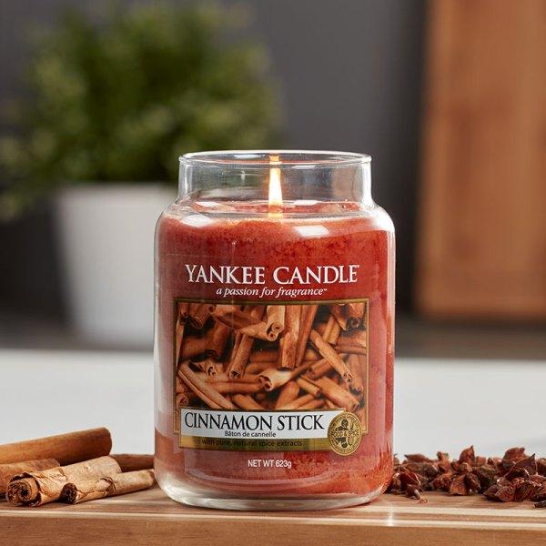 Cinnamon Stick Display