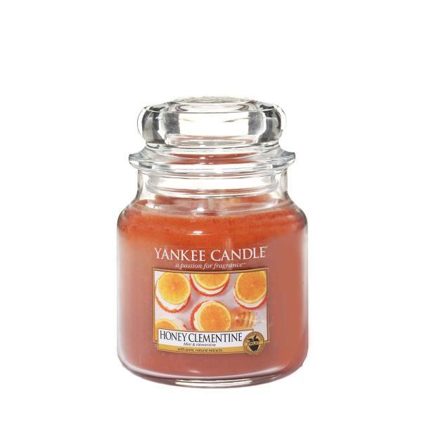 Honey Clementine Medium Classic Jar