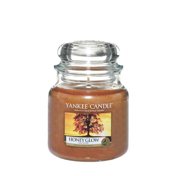 Honey Glow Medium Classic Jar