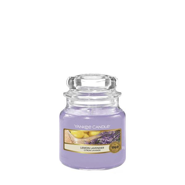 Lemon Lavender Small Classic Jar