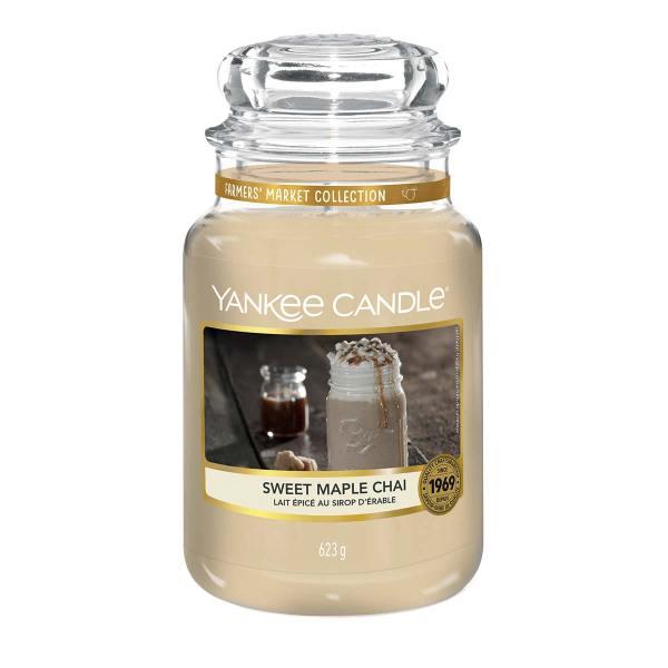 Sweet Maple Chai Large Classic Jar