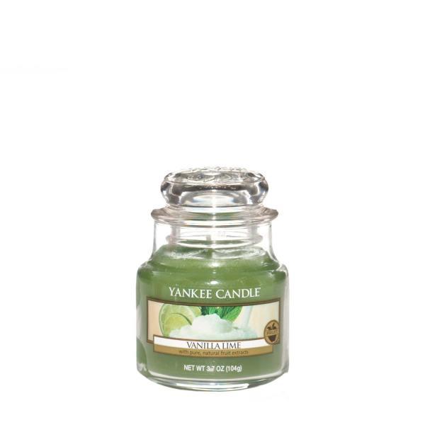 Vanilla Lime Small Classic Jar