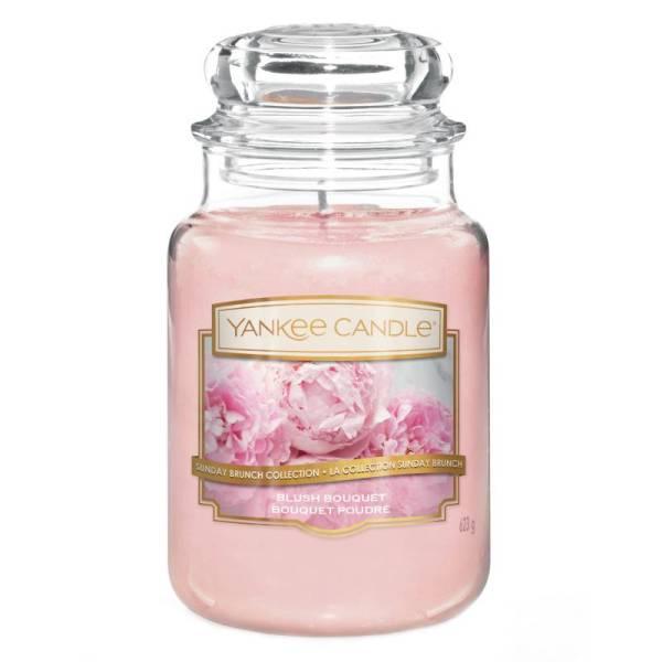 Blush Bouquet Yankee Candle Large