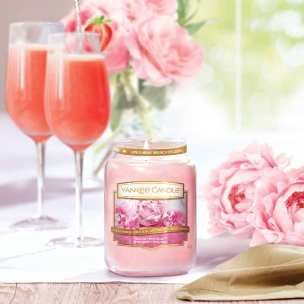 Blush Bouquet Yankee Candle - Photo 3