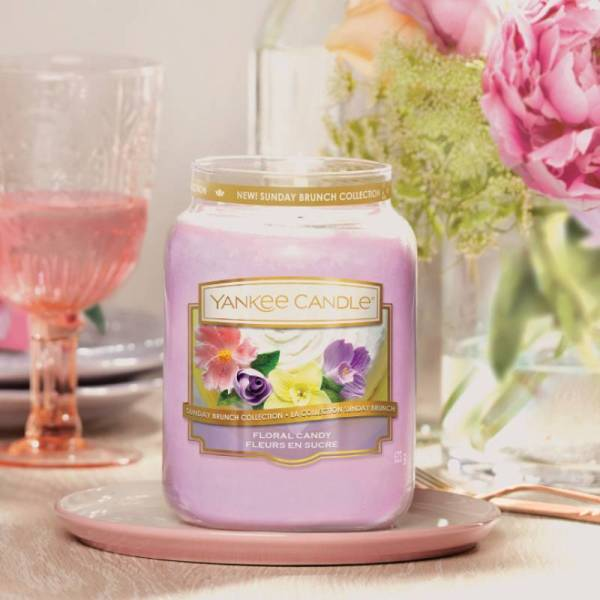 Yankee Candle Floral Candy Photo 1