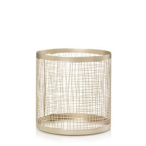 Claridge Gold Punched Jar Holder 1626636