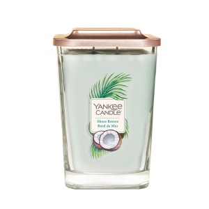 Elevation-Shore Breeze-Large-Square-Candle-1591069E
