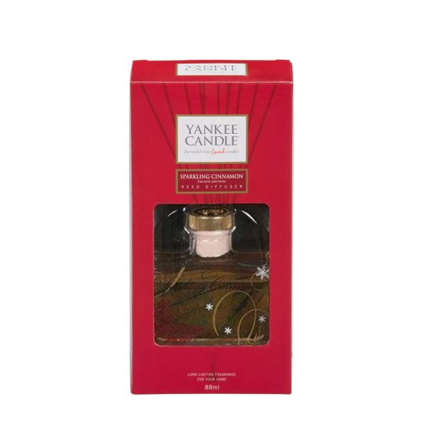 Sparkling Cinnamon 88ml Reed Diffusers 1