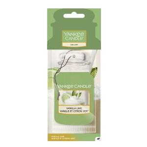 1172085E Vanilla Lime Car Jar