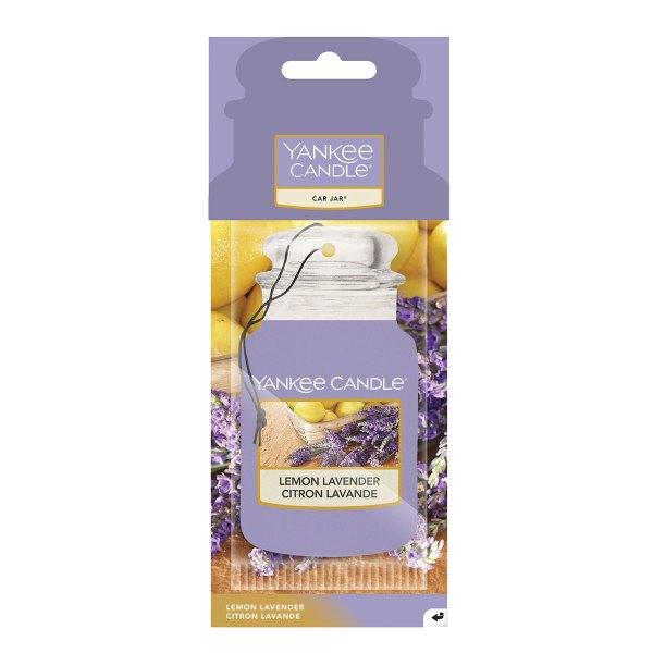 Lemon Lavender Single Car Jar