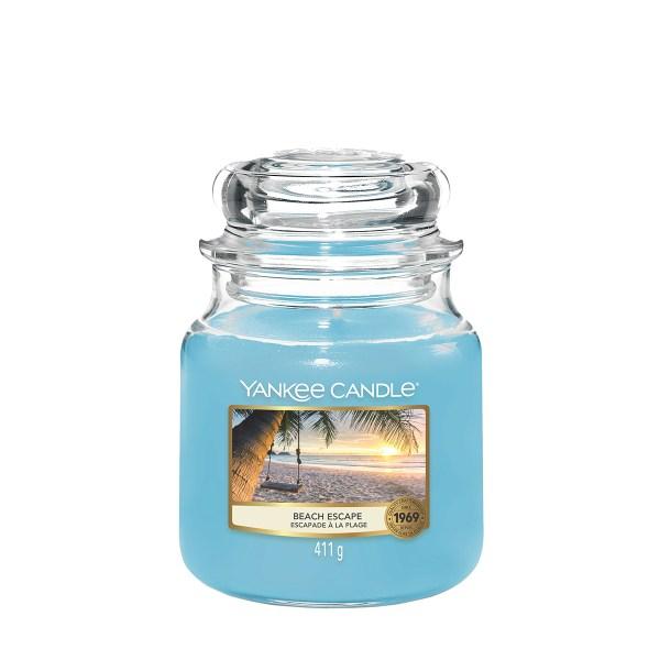 Beach Escape Medium Jar