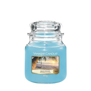 Beach Escape Medium Jar