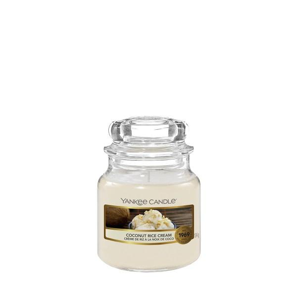 Coconut Cream Rice Medium Jar