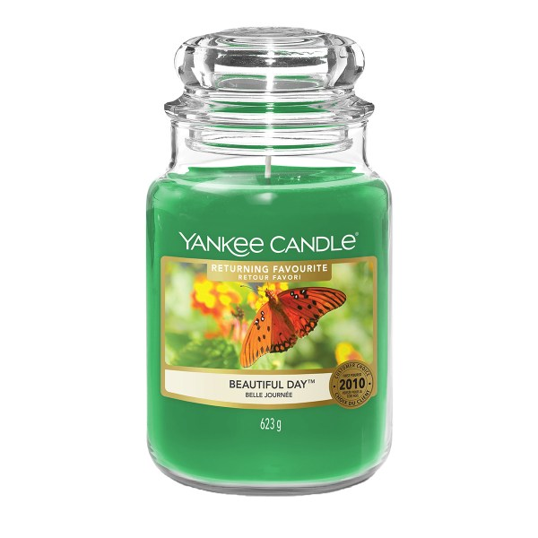 Yankee Candle Returning Favourite Beautiful Day