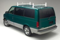Vanguard Heavy-Duty Steel Van Racks