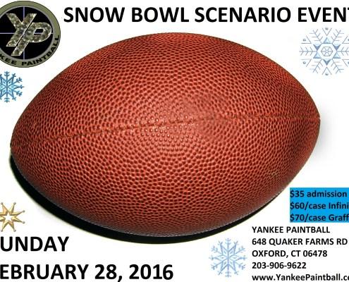 yankee paintball winter big game