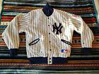 VTG 80's Felco New York Yankees Pin Striped MLB Jacket Men's SZ M/L