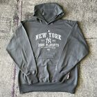 Majestic Therma Base MLB New York Yankees 2009 Playoffs Baseball Sweater Mens XL