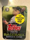 2020 Topps Series 1 Baseball Aaron Judge Tin NEW Factory Sealed Yankees