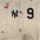 NY Yankees Legend Roger Maris #9 Replica THROWBACK Mens Large Baseball Jersey