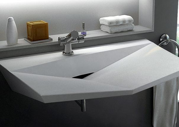 Unique Sink City  Yanko Design