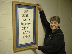 Sister Louise Marie Art Yankton Benedictines Sacred Heart Monastery Sisters