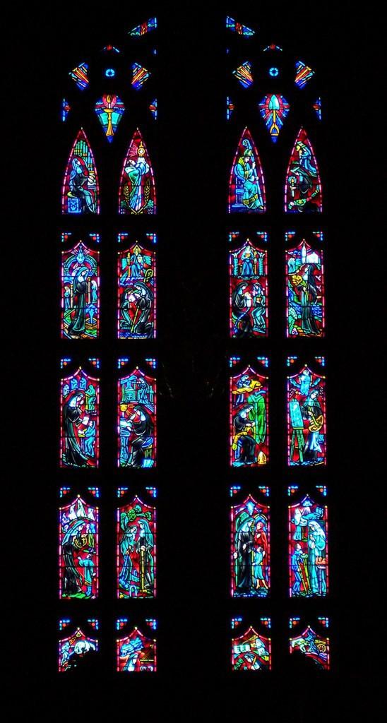 choir window 1