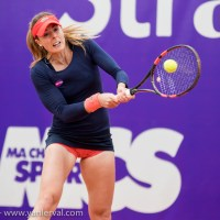 WTA Tennis Internationaux de Strasbourg - day 1