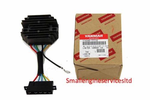 small resolution of genuine yanmar regulator for yanmar l100 n5 n6 l70 n5 n6 l48 n5 n6