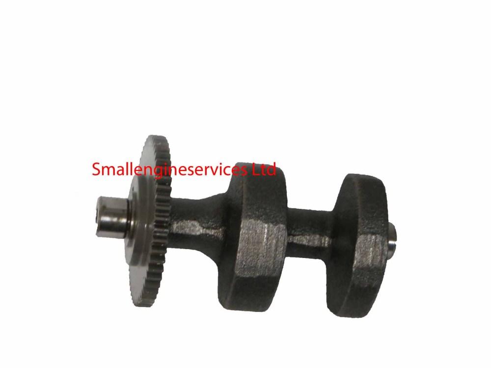 medium resolution of genuine yanmar balance shaft for l100 n5 n6