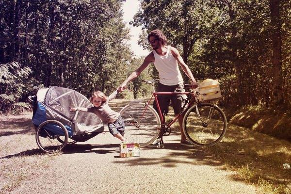 Bikepacking canal du midi