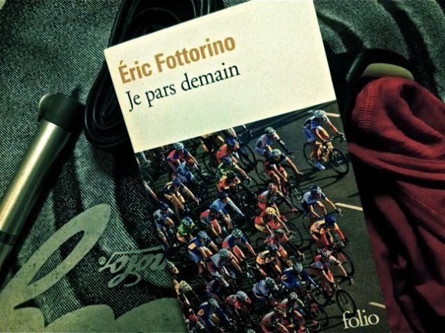 Eric Fottorino «Je pars demain»