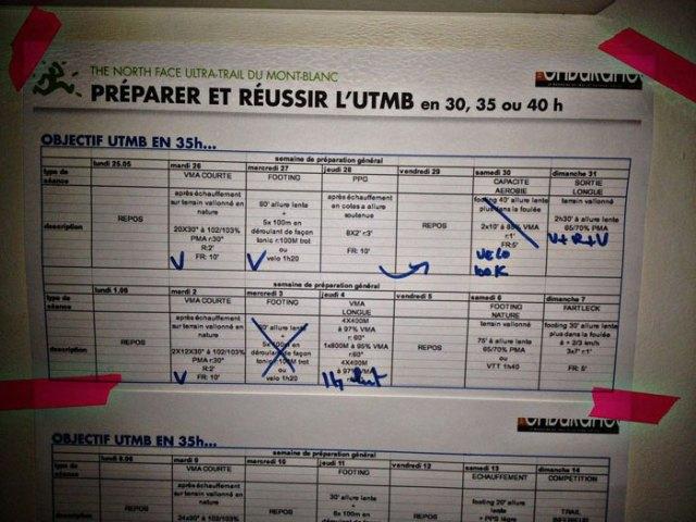 Entrainement UTMB s1&2