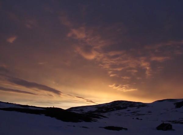 Ski-rando au Jotunheimen