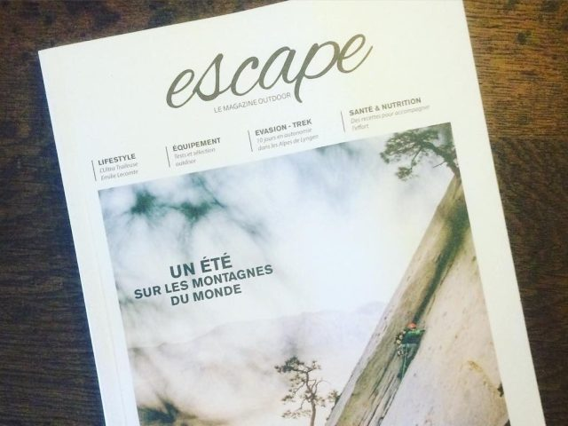 Escape magazine