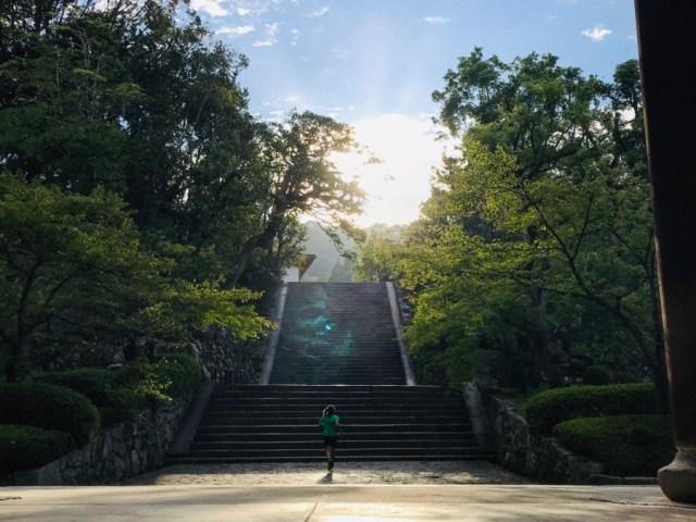 Une semaine chez ASICS Japon