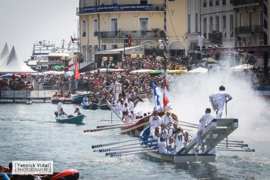 Reportage (jousts in Sète, France)