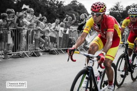 Reportage (road cycling, London Olympic Games 2012)