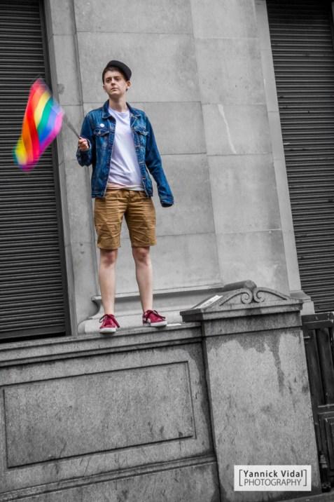Reportage (Gay Pride 2014, London)