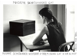 Duane Michals Dr. Heisenberg's Magic Mirror of Uncertainty, 1998 d