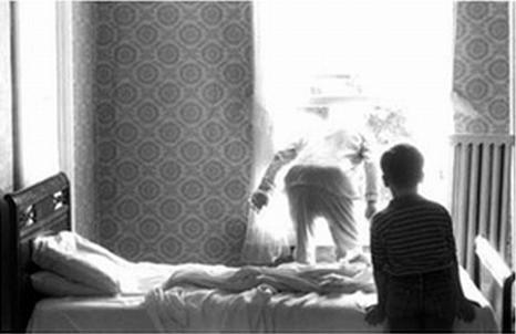 Les séquences photographiques de Duane Michals 14