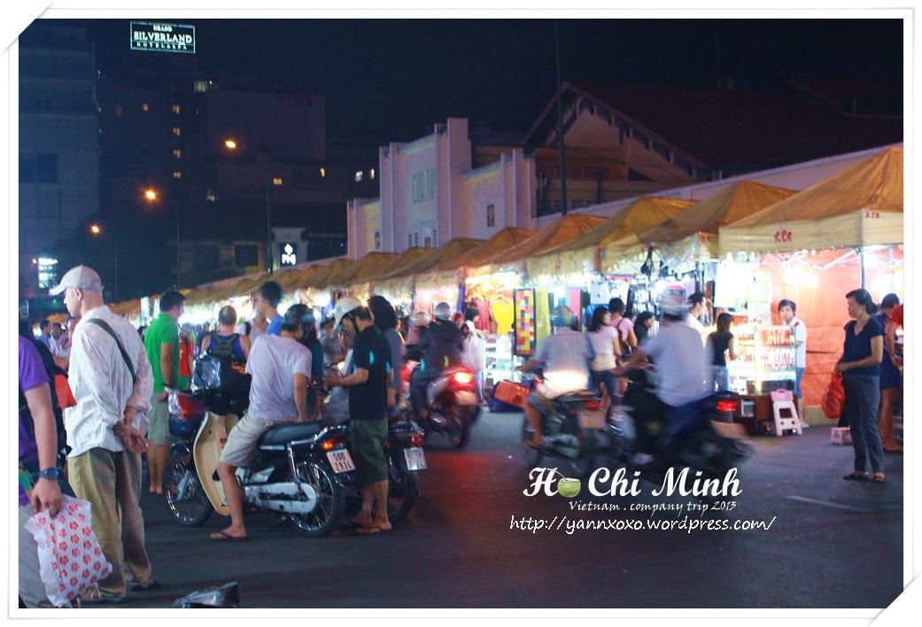 越南,胡志明市。夜市及Saigon夜晚的魅力。 – Bijou Yann
