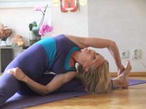 Вечерна йога с водещ Калина @ Студио Янтра