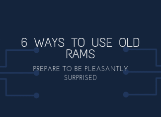 uses of old RAM