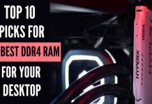 best ddr4 ram for desktop