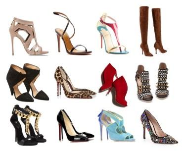 обувь для драматического стиля