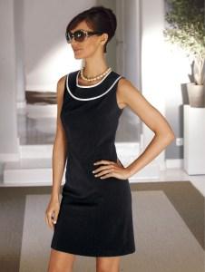 элегантное платье в стиле Одри Хепберн